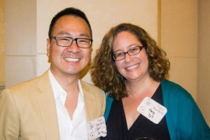 John Yoo and Amy Borrell Berner from TpT
