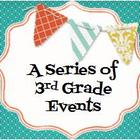 A Series of 3rd Grade Events: Milestone Achievers