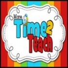 More Time 2 Teach: Mid September Milestone Mania