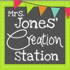 Mrs. Jones' Creation Station - Milestone Mania