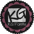 Kimberly Geswein Fonts: Fall-Effect