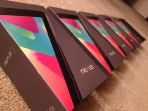 Tips & Tricks from Miss DeCarbo: Buy Nexus Tablets with your earnings!