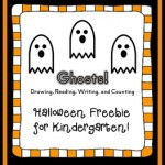 TpT FREEBIE Trick-or-Treat Bag!