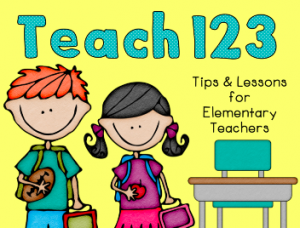 Tips & Lessons from Teach123 for Elementary Teachers using TpT for the first time