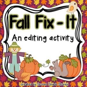 Second Grade Stories: Thanksgiving Cornucopia