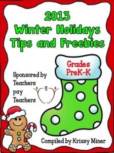 FreebiesPreK_K