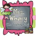 Mrs Whary