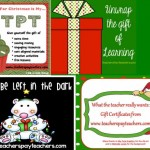 Resolve to Share TpT in 2014