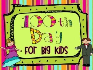 Ashleigh: 100th Day of School