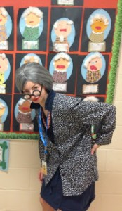 Dynelle Dunn: 100th Day of School