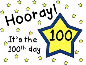 Jennifer Smalarz: 100th Day of School