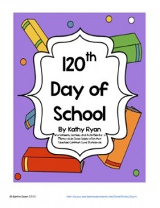 Kathy Ryan: 100th Day of School