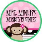 Mrs Miners Monkey Business: January's Milestone Teachers