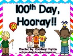 MrsPayton: 100th Day of School