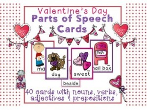 Speech Therapy Games: Be My Valentine