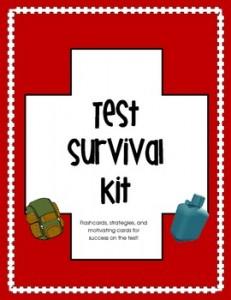 Amee DeWitt: Test Prep