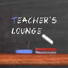 Teacher's Lounge: Feast Your Eyes