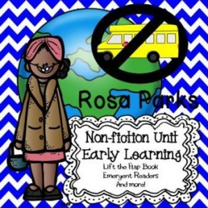 Rosa Parks for Early Learners