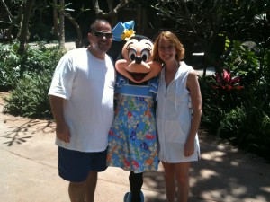 Michele & Mini Mouse: Michele Luck's Social Studies