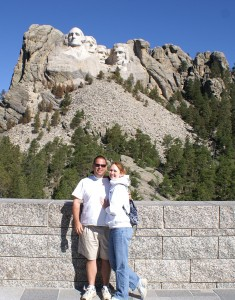 Mt. Rushmore: Michele Luck's Social Studies