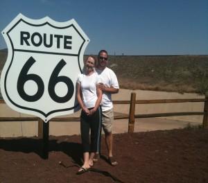Route 66: Michele Luck's Social Studies