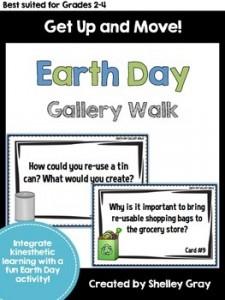 Shelley Gray: Earth Day