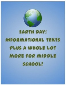 That Rocks Math Science and ELA: Earth Day