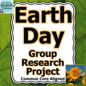 The Daring English Teacher: Earth Day