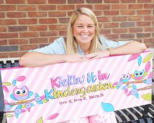 Elizabeth Hall- Kickin' it in Kindergarten: TpT Conference