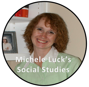 Michele Luck's Social Studies: TpT Conference