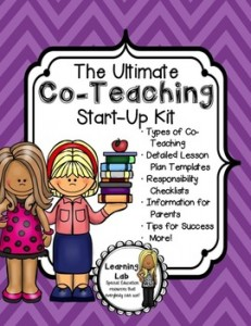 Co-Teaching Start-Up Kit