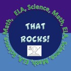 That Rocks Math Science and ELA: end of year