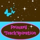 "Primary ""Teach""spiration: Teachers Pay Teachers"