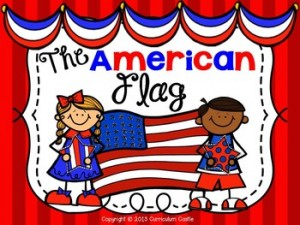 American Flag Unit: Flag Day, Independence Day (Patriotic Holidays)!
