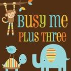 Busy Me Plus Three: Teachers Pay Teachers