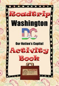 Roadtrip Washington DC (Suitcase Activity Book)