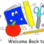 Back-to-School Goals