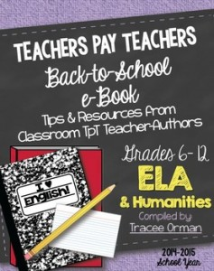 ELA & Humanities Grades 6-12 eBook