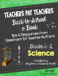 Science Grades 6-12 eBook