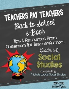 Social Studies Grades 6-12 eBook
