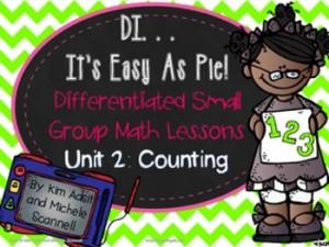 Small Group Math DI Easy Kim Adsit