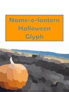 Name-o-lantern Halloween Glyph: Fall-Themed Classroom Resources