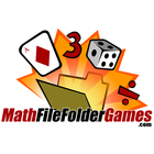 MathFileFolderGames: 42 Printable Math Games for Middle School Students