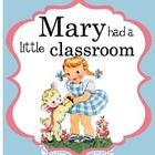 maryhadalittleclassroom