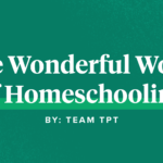 The Wonderful World of Homeschooling on TpT