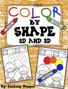 Color by Shape