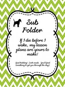 Sub Folder Cover