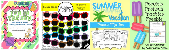 Free Summer Resources