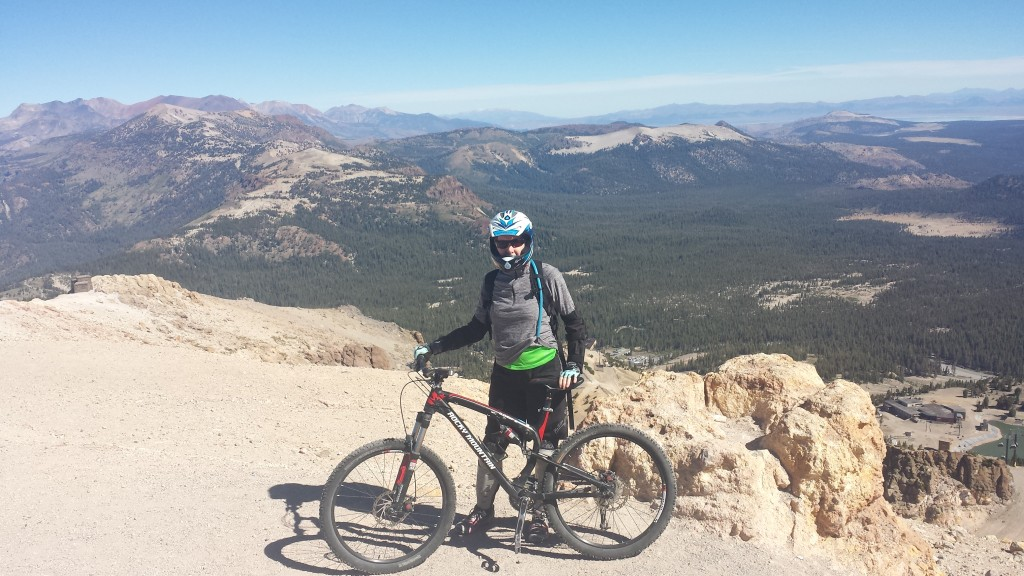 MountainBikingMammoth