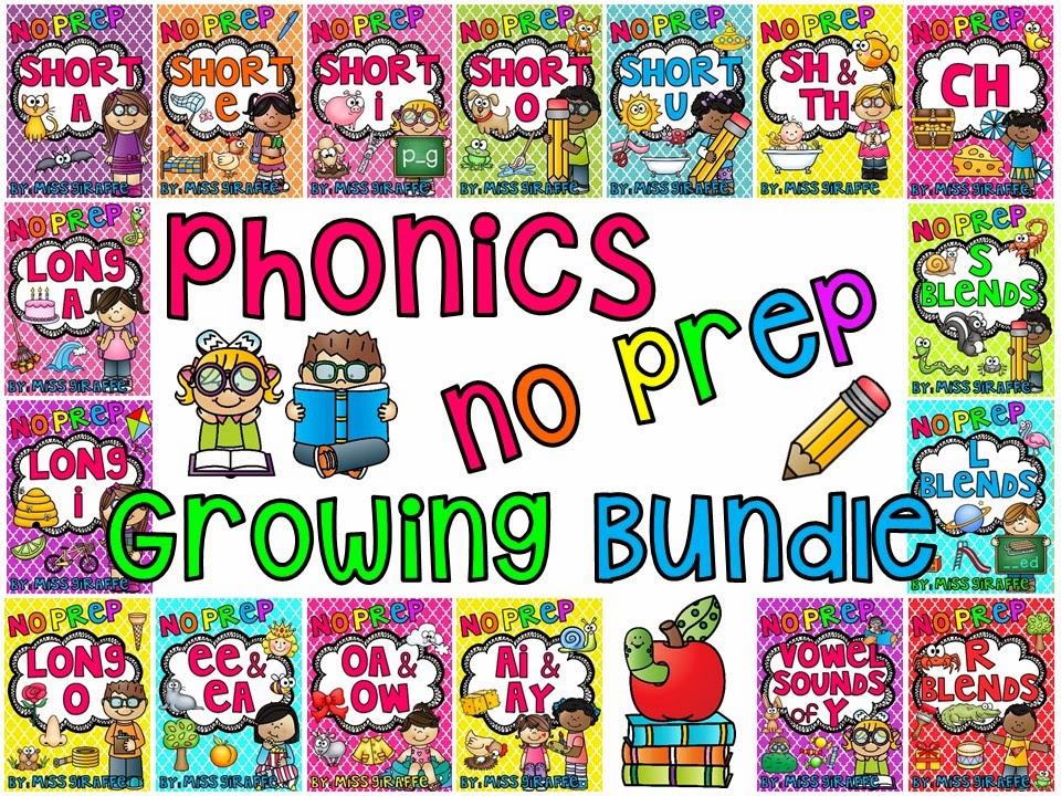 Cover - Phonics NP Bundle